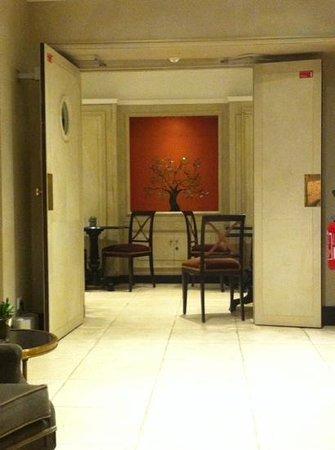 Hotel Saint Germain : sala colazione