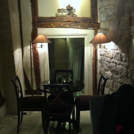 Hotel Saint Germain: sala colazione