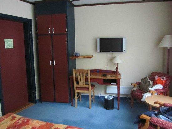 Hotel Geiranger: Hotel room