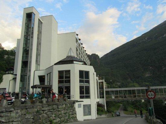 Hotel Geiranger: Hotel