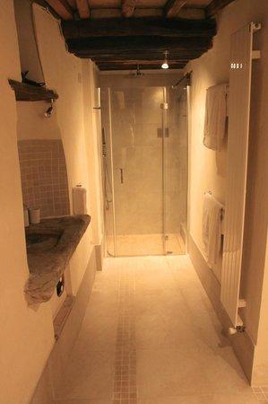 Locanda San Martino a Bocena : Bathroom