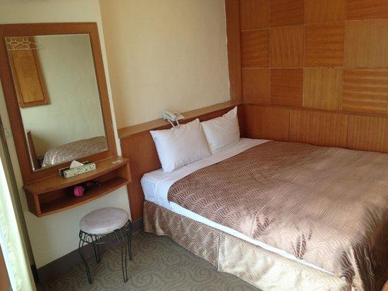 Sun Moon Lake Apollo Resort Hotel: 房間實景2