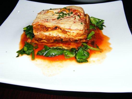 Lasagna Picture Of Blossom Vegan Restaurant New York City