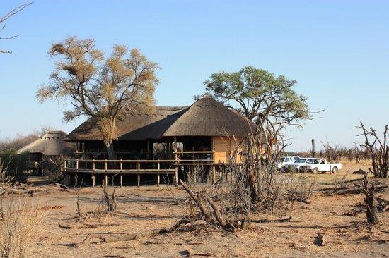 Nehimba Lodge: Main Lodge area