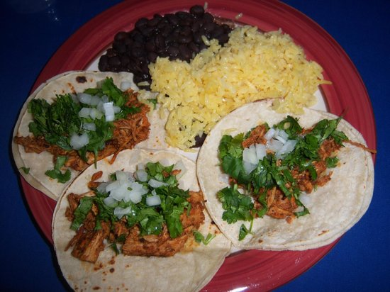 Catalina's Restaurant: Tacos Meal