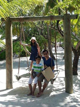 Cocoa Island by COMO: Simply happy