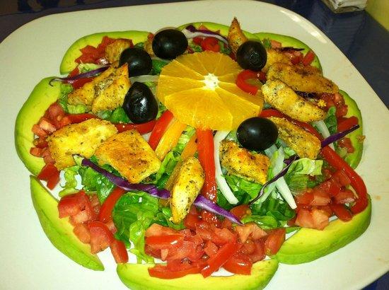 Catalina's Restaurant: Catalina's Salad