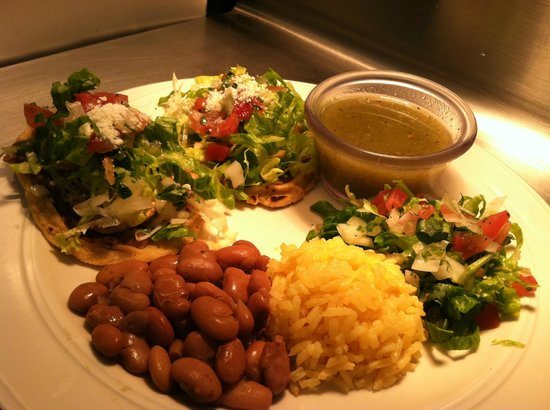 Catalina's Restaurant: A photo of a meal.