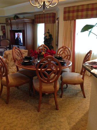 Reunion Resort of Orlando: Dining Area