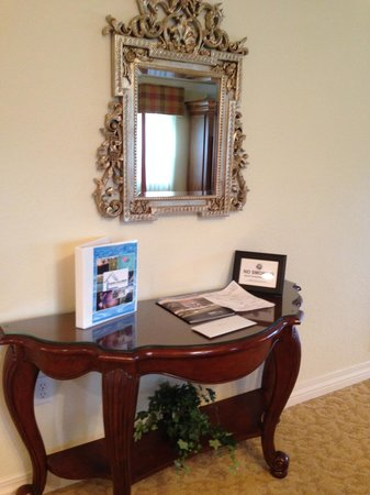 Reunion Resort of Orlando: Table with all information