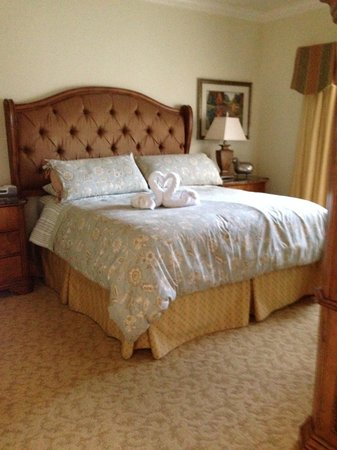 Reunion Resort of Orlando: Master Bedroom