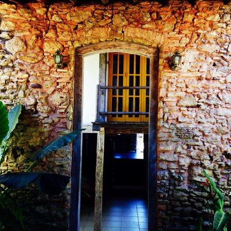 Hotel Estalagem: Portal dentro do hotel