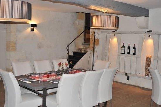 Domaine  de Bel Air Carpe Diem : La salle du petit déjeuner