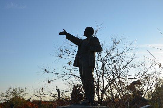 Statue of Lenin, Memento Park