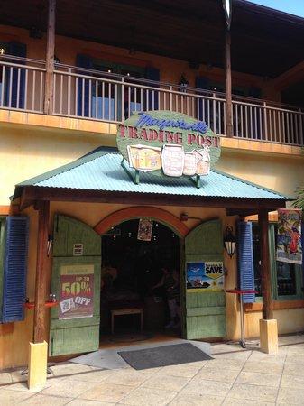 Jimmy Buffett's Margaritaville : gift shop