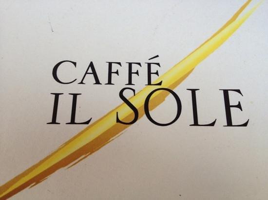 caffe il sole