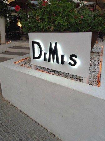 Restaurante DiMi s: DiMi s Santa Gretrudis, IBIZA