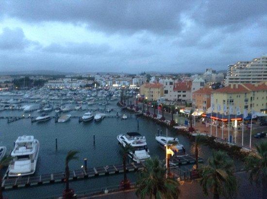 Tivoli Marina Vilamoura : View of Marina from Hotel