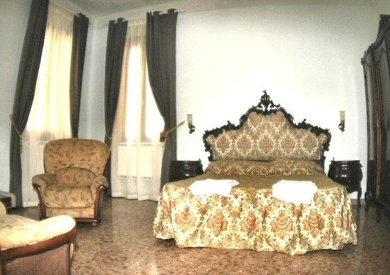 Queen House Venezia: QUEEN HOUSE GARDEN