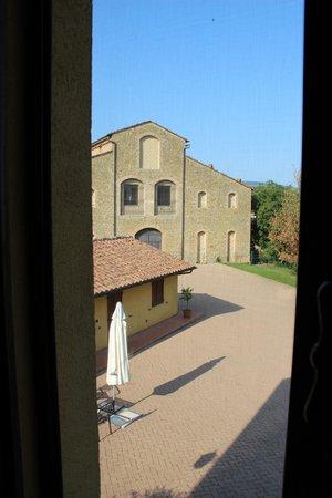 Casale della Staffa: Habitación