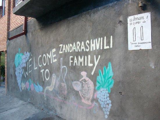 David Zandarashvili's Guesthouse: Hotel