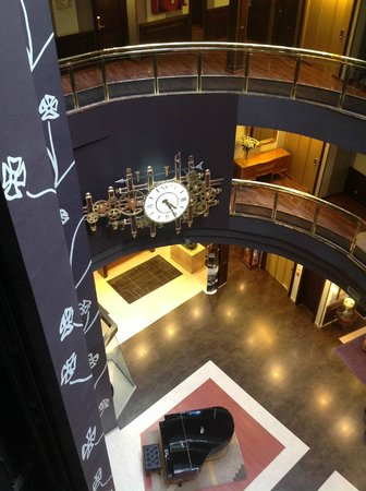 Hotel Plaza Andorra : hall
