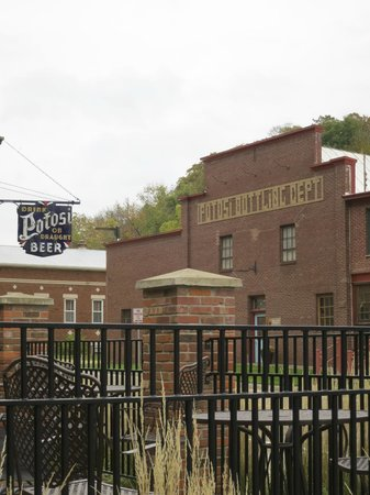 National Brewery Museum: The Potosi Brewery