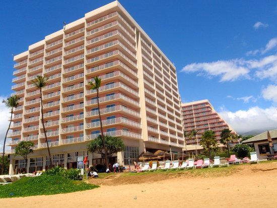 Ka'anapali Beach Club: Hotel
