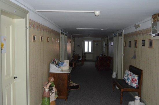 Berghotel Schynige Platte : Hotel Interior