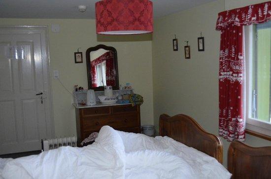 Berghotel Schynige Platte : Room