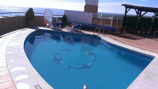 Princesa Playa Hotel Apartamentos: roof top pool