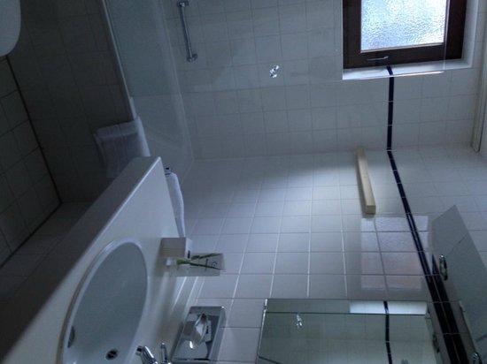 Dorint SportHotel: Ванная в номере
