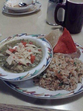 Brookfield's Restaurant: Chili Verde