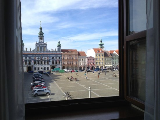 Grand Hotel Zvon: view