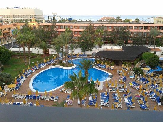 Spring Hotel Bitacora: room 510