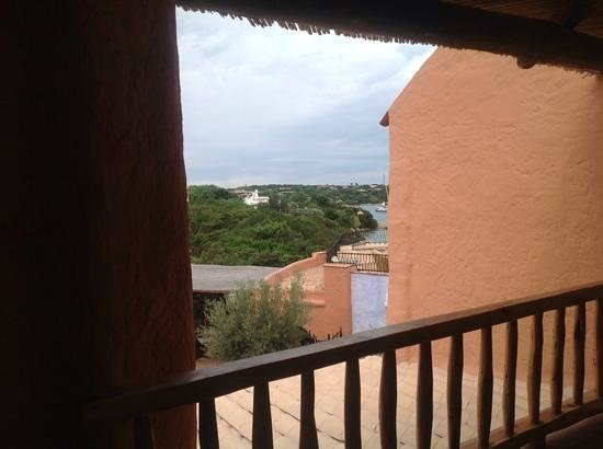 Cervo Hotel, Costa Smeralda Resort : view from160