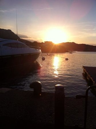 Cervo Hotel, Costa Smeralda Resort : beautiful evenings