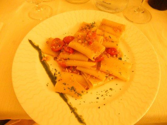 Taverna Antonina: primo piatto