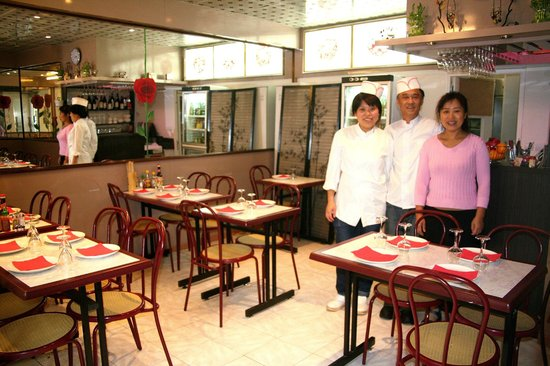 Le restaurant chinois paris place d 39 italie quartier for Salon asiatique paris