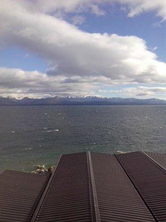 Alma del Lago Suites & Spa: Desde la habitacion