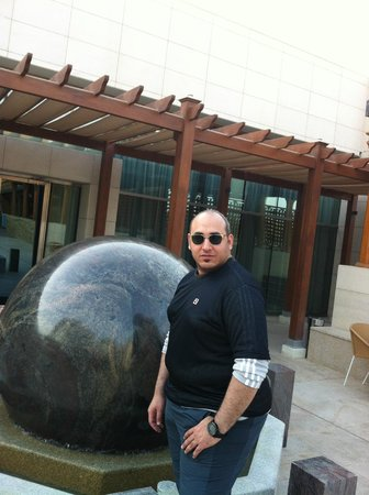 Radisson Blu Hotel, Kuwait: a good day in Radisson Blu Hotel under the sun