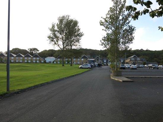 Deer Park Hotel Golf & Spa: Hotelarea