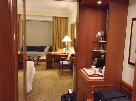 ITC Grand Central: room