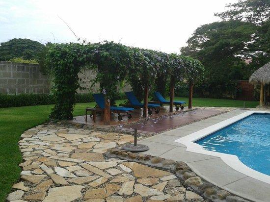 Hotel Los Robles : Piscina