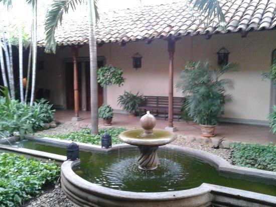 Hotel Los Robles : Jardin5