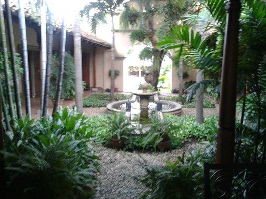 Hotel Los Robles: Jardin