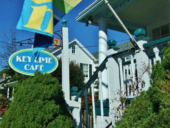 Key Lime Cafe: Main front entrance