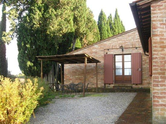 Tenuta La Campana: The houses