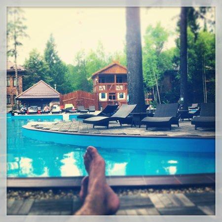 Sunny Hotel: Бассейн