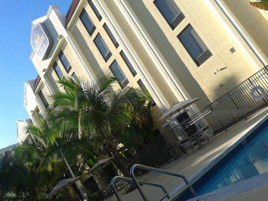 BEST WESTERN PLUS Kendall Hotel & Suites: Außenansicht - Pool